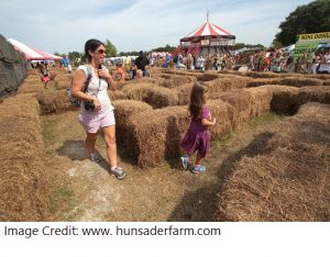 Hunsader Farms-Fall 2018 Activities for family and friends